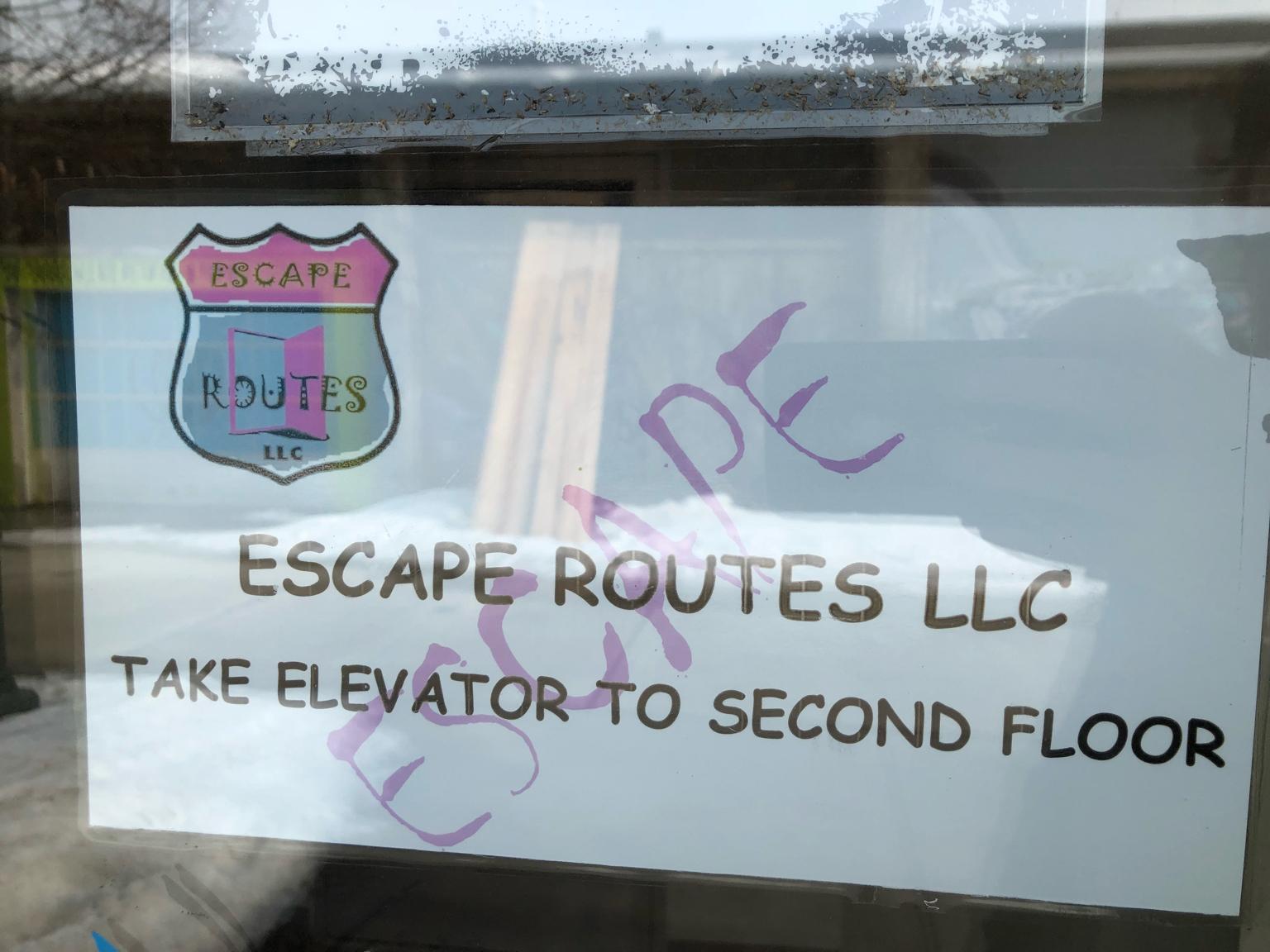 Traverse City Escape Room